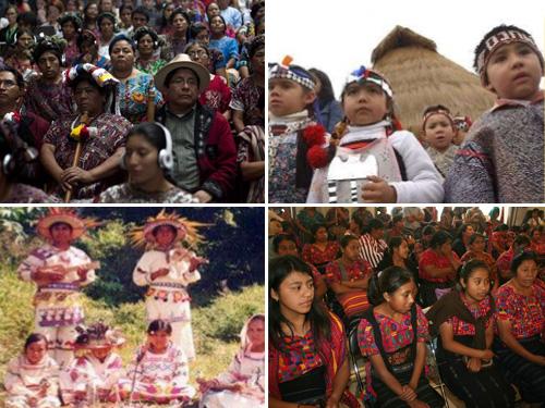 Instituciones públicas para atender a población indígena