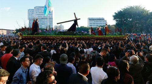El Centro Histórico recibirá 50 procesiones