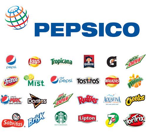 Marcas de PepsiCo