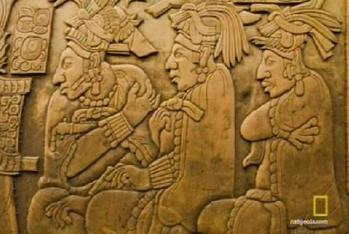 Los mayas, una gran civilizacion antigua