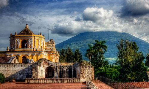 Monasterio del Sombreron