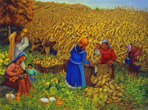 La política agraria colonial en Guatemala