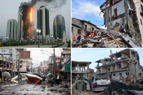 Desastres Urbanos