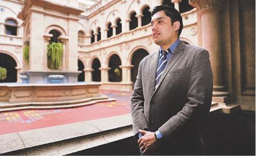 """Gabriel Juárez: """"La estrategia de Ciberseguridad previene el sabotaje"""""""