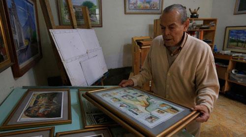 Víctor Manuel Aragón, con la pasión intacta
