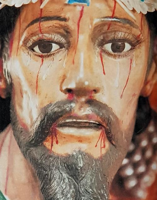 Procesión de Jesús Nazareno del Milagro