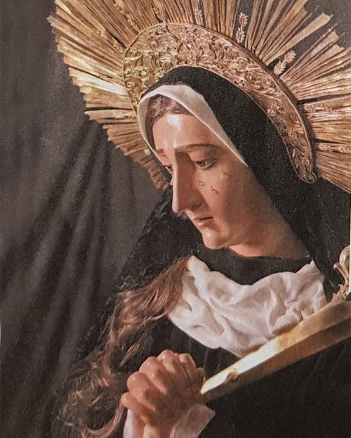 Procesión de María Santísima de la Soledad