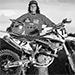 Piloto guatemalteco de motocross muere en plena competencia.ñ