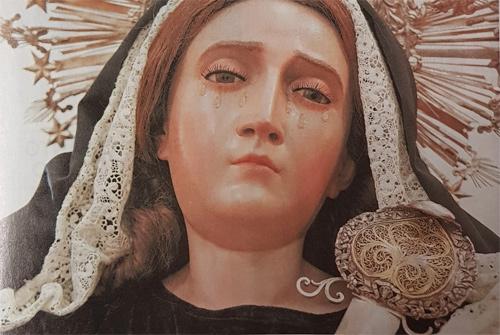 Procesión de la Santísima Virgen de la Soledad