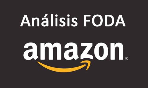 Analisis FODA de Amazon