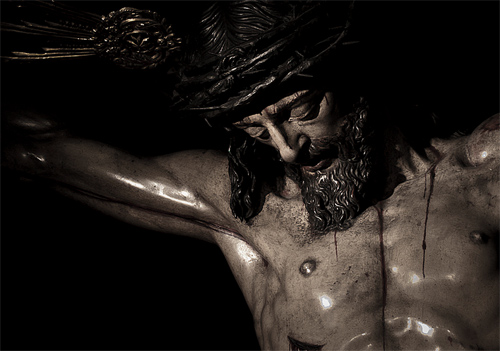 Leyenda de los Cristos del Calvario