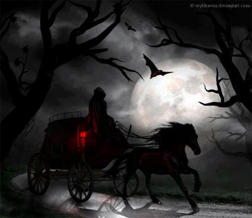Leyenda del carruaje de la muerte