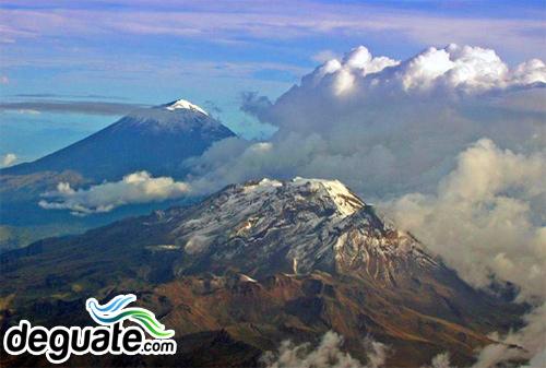 Leyenda del volcán por Miguel Angel Asturias
