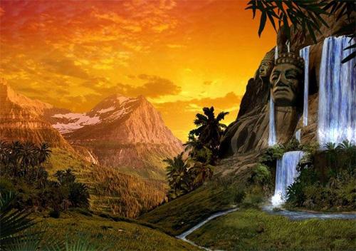 Leyenda maya de la creación del mundo