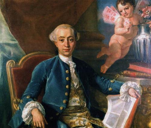 Giacomo Casanova - Espia veneciano