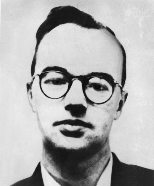 Klaus Fuchs - Espia sovietico