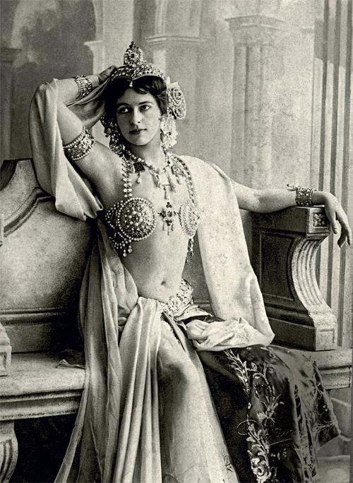 Mata Hari - Espia alemana