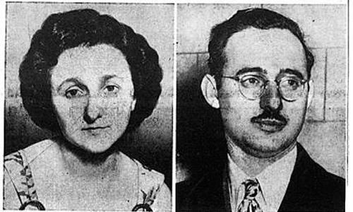 Los Rosenberg - Espias sovieticos