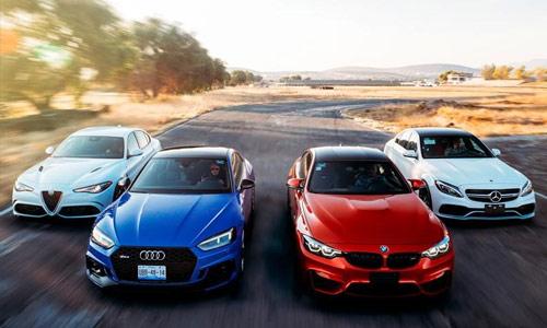 FODA BMW - Amenazas