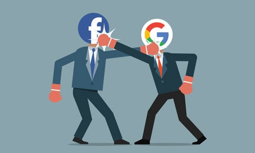 Amenazas - Analisis FODA Google
