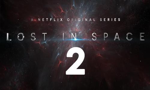 Perdidos en el Espacio temporada 2