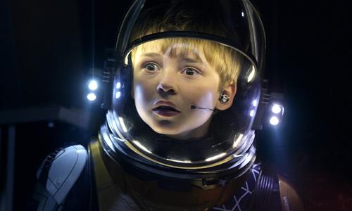Perdidos en el Espacio 2 en produccion
