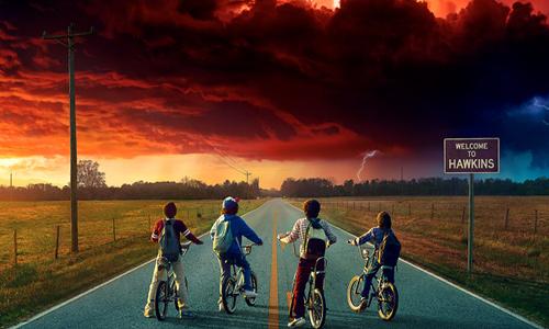 Stranger Things serie Netflix