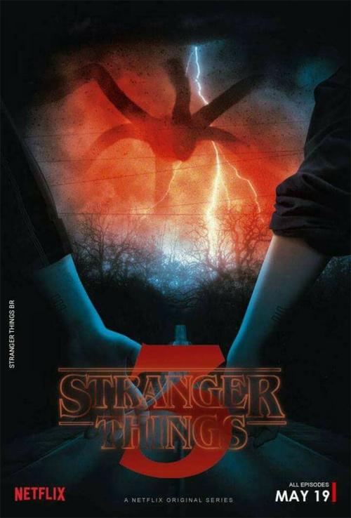 Stranger Things - Temporada 3