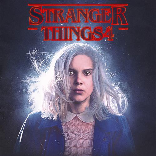 Stranger Things - Temporada 4