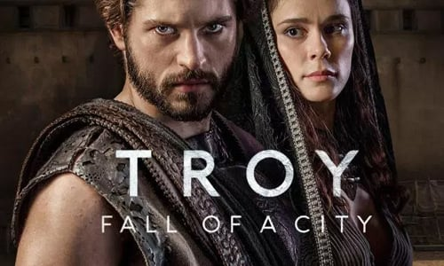 Troya temporada 1 Netflix