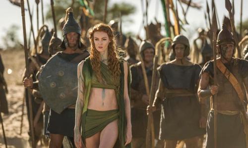 Helena de Troya - Netflix