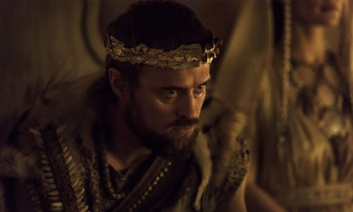 Rey Menelao - Troya (Netflix)
