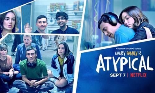 Atypical - Temporada 2 (Netflix)