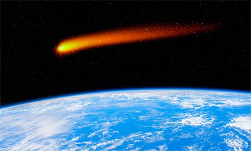 Antes de finalizar el año dos cometas pasarán cerca de la Tierra.