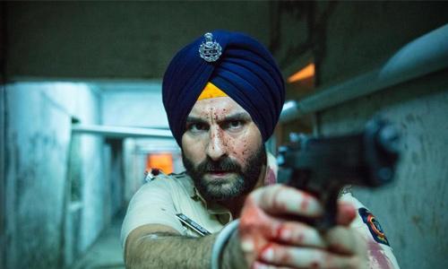 Juegos Sagrados - Serie india en Netflix