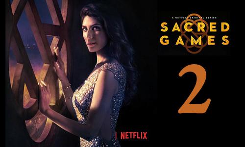 Juegos Sagrados temporada 2 por Netflix