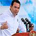 """Morales habla sobre las """"mentiras falsas"""" en su contra."""