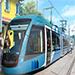 Metro Riel es el nuevo transporte para la Ciudad de Guatemala.