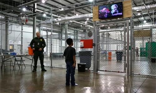 OEA aprueba una resolución de rechazo a la separación de familias inmigrantes.