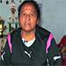 La historia de la futbolista guatemalteca.
