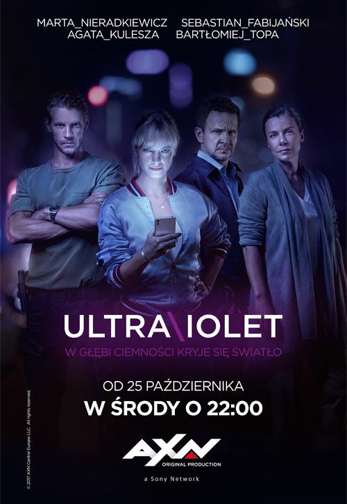 Temporada 1 de Ultraviolet