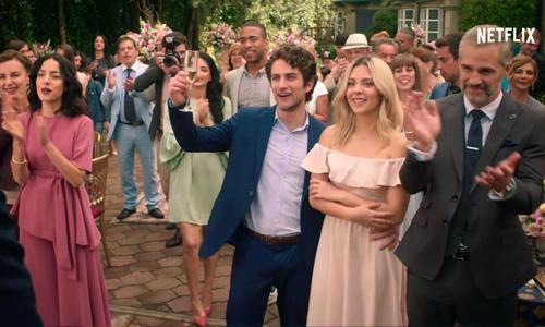 La Casa de las Flores Temporada 3 por Netflix