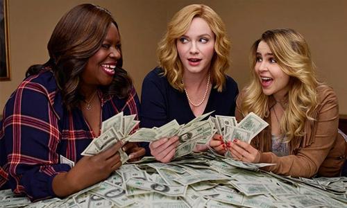 Chicas Buenas - Netflix