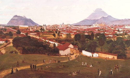 Historia de los Volcanes en Guatemala