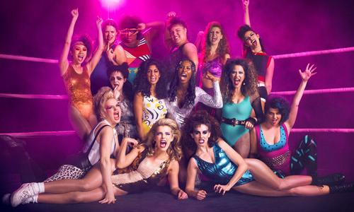 Temporada 4 de GLOW (Gorgeous Ladies of Wrestling) por Netflix