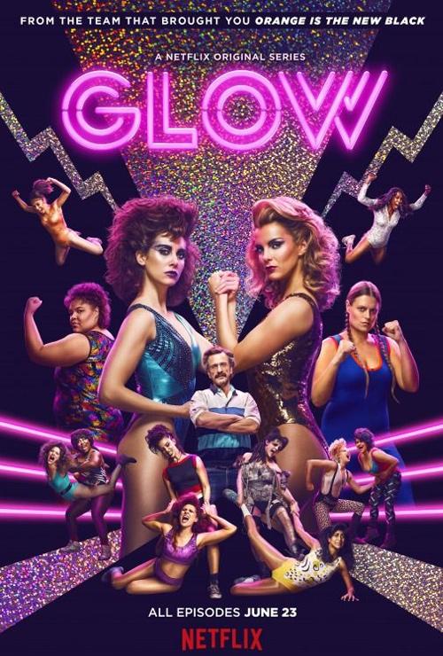 GLOW - Temporada 1 (Netflix)