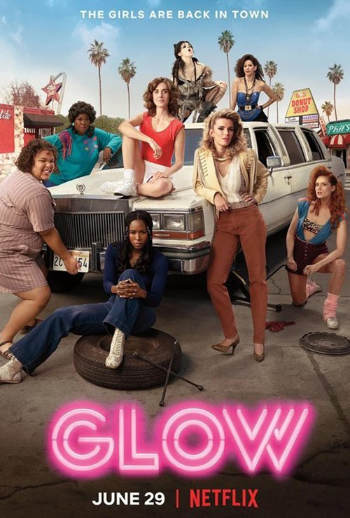 GLOW - Temporada 2 (Netflix)