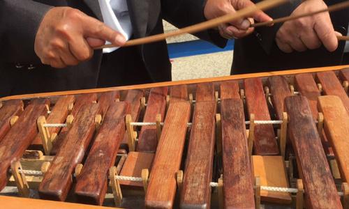 Marimba, simbolo patrio de Guatemala