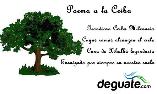 Poema A La Ceiba Deguate Com