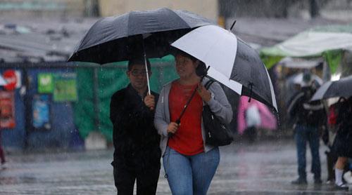 Insivumeh prevé aumento de lluvia en el suroccidente y centro del país